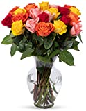 Rose For Delivery Prime With Vase
