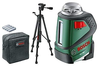 Foto di Bosch PLL 360 - Laser a linea visibile + cavalletto + borsa (linea laser 360°)