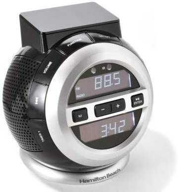 lowest HAMILTON BEACH DOCK & PLAY STATION (HR884SA) 2021 FOR YOUR IPOD / IPHONE online / ITOUCH w/ REMOTE CONTROL online sale