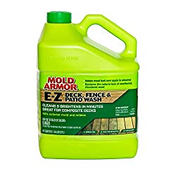 Mold Armor FG505 Fence Wash Review