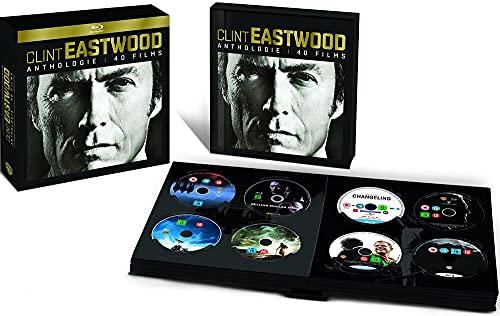 Clint EastwoodAnthologie: 40 films [Francia] [Blu-ray]