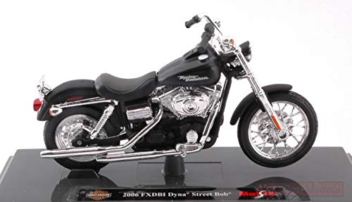 Modello 1:12 Harley Davidson Street Glide Special Nero 2015 Maisto 532328