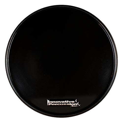 Innovative Percussion cp-1r Practice Pad–Schwarz