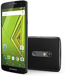 "Motorola Moto X Play 16GB GSM Unlocked 5.5"" Display Smartphone 4G LTE, 21MP Camera, Octa-Core CPU, Black"