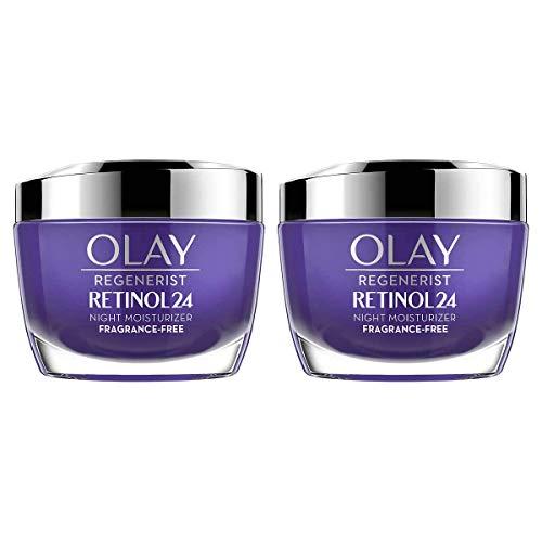 Olay Olay Regenerist Retinol 24 Night Creamcount 2 X 1.7...