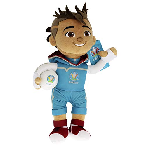 UEFA EURO 2020™ - Offizielles Plüschmaskottchen Skillzy 35 cm