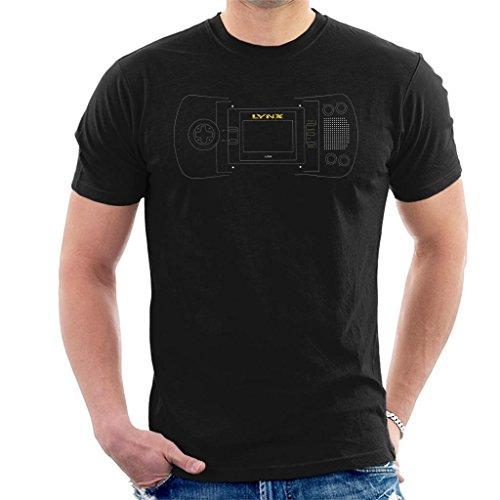 Atari Lynx Handheld Gaming Console Men's T-Shirt