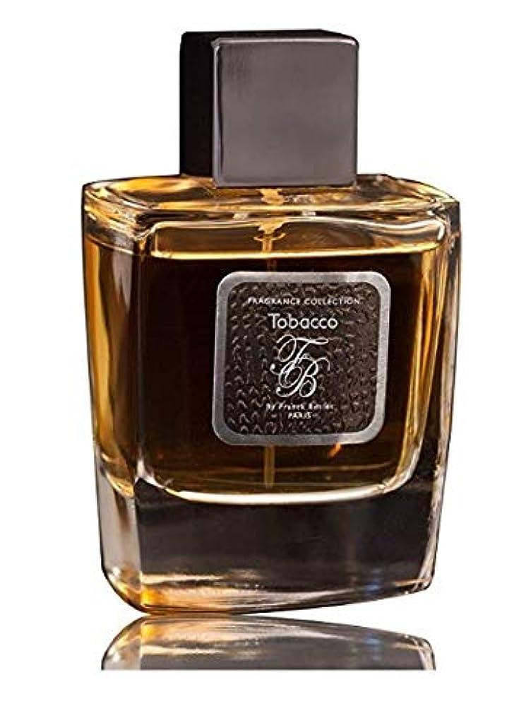 アッティカス凝視デッドロックFranck Boclet Tobacco Eau de Parfum 3.3 Oz/100 ml New in Box