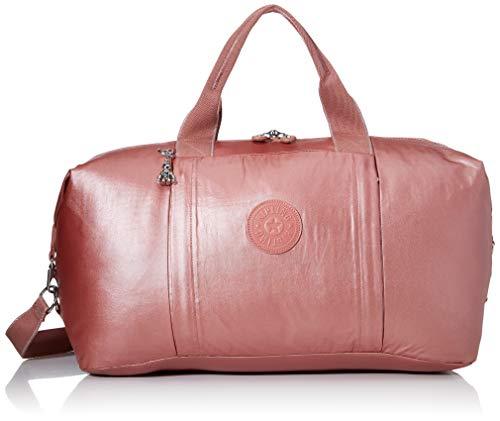 Kipling BORI Bolsa de Viaje, 71 cm, 49 Liters, Rojo (Metallic Rust)