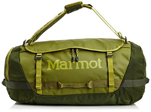 Marmot Long Hauler Duffel Bag - 2300-6700cu in Moss/Green Gulch, L
