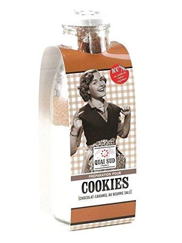 Quai Sud, Préparation pour Cookies Chocolat-Caramel au Beurre Salé