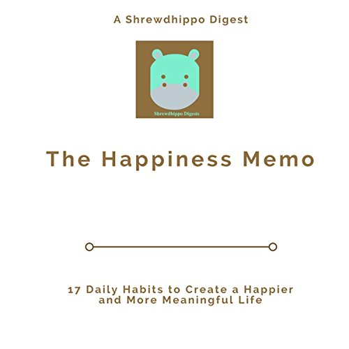 The Happiness Memo audiobook cover art