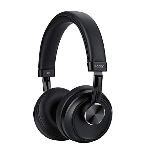 Yoton Bluetooth On Ear Headphones