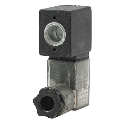 Bobina de la válvula neumática eléctrica de 220V AC Aire solenoide w...