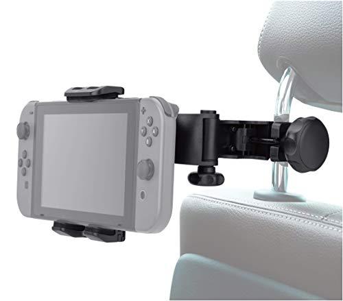 FR- TEC -  Soporte Reposacabezas del Coche (Nintendo Switch / Nintendo Switch Lite)