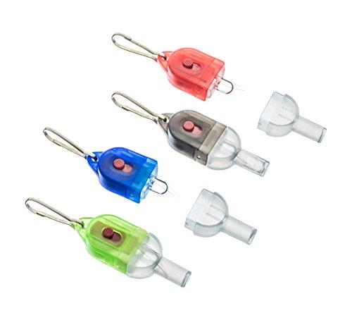 Se sn-lt24iluminado enhebrador de agujas con blanco LED (24unidades, varios colores)
