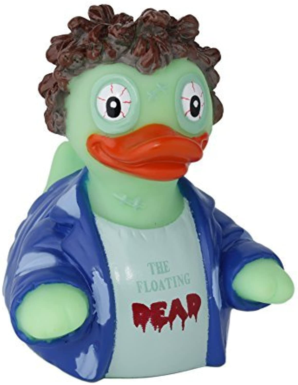 CelebriDucks The Floating Dead Zombie RUBBER DUCK Costume Quacker Bath Toy by CelebriDucks