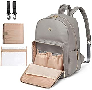 kiki lu backpack diaper bag