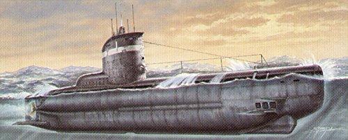 MPM SN72001 - Modellbausatz Deutsches U-Boot Typ XXIII, Wasserfahrzeuge