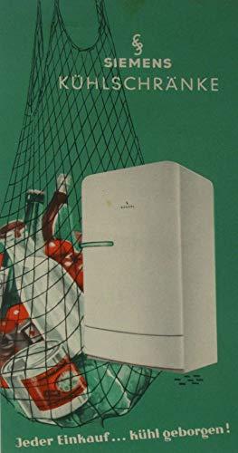 Siemens Kühlschränke. Jeder Einkauf...kühl geborgen!