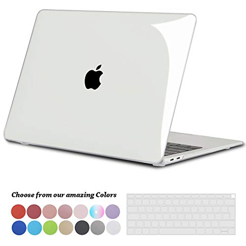 TECOOL Funda 2018 2019 MacBook Air 13 Pulgadas A1932