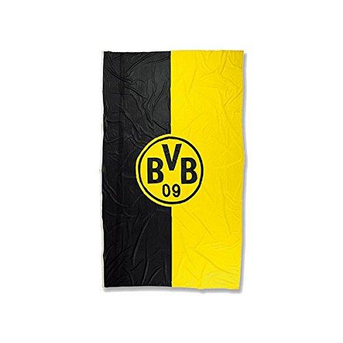 BVB 09 Borussia Dortmund Hissfahne 100 x 200 cm Hochformat 34134400 Fahne Flagge