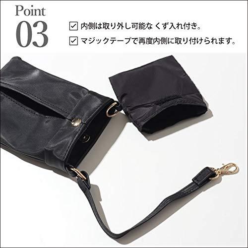 ウェットティッシュケースウェットシートケース携帯持ち運びコンパクト蓋抗菌薄型くず入れ付きストラップ付き