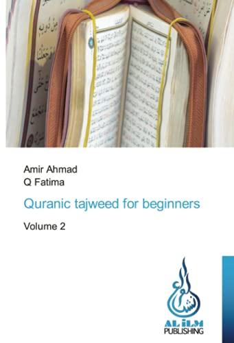 Quranic tajweed for beginners: Volume 2