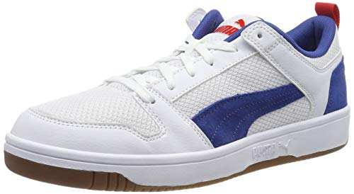 PUMA Rebound Layup Lo Mesh Sneakers voor volwassenen, uniseks