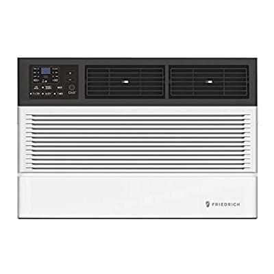 "Friedrich CCW08B10A 20"" Chill Premier Smart Room Air Conditioner with BTU Cooling Capacity, in White (8000 BTU)"