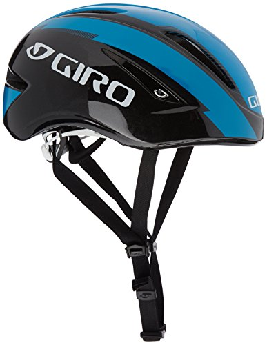 Giro Air Attack - Casco, Blu (Blu/Nero), S
