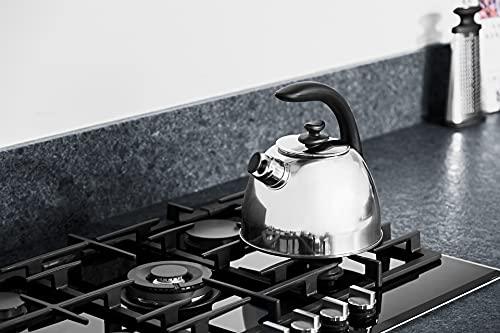 BergHOFF 1104175 Teekanne, 2,5 l, Edelstahl, 200 mm, 235 mm