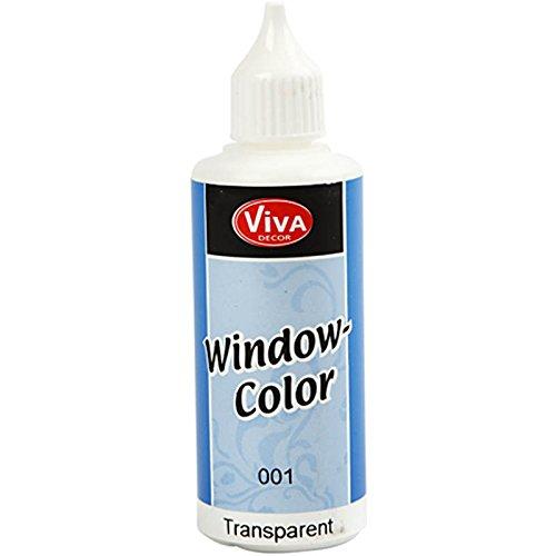 Window-Color, transparent, 80ml