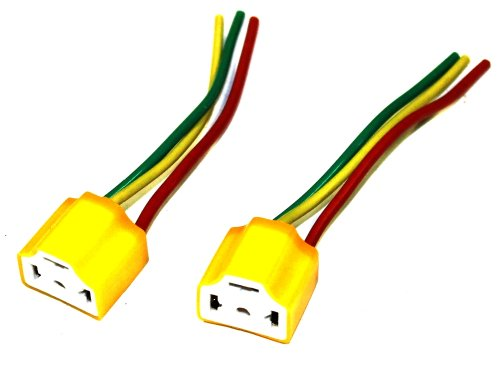Aerzetix-3800946212638parte 2conector para bombilla H4