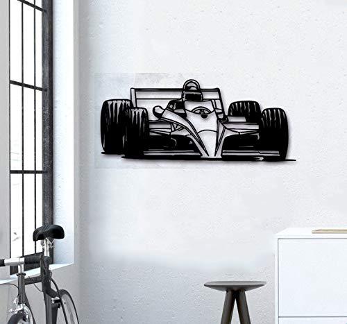 Sport Aufkleber Mode Rennwagen Autorennen Sport Garage Dekor für Mann Höhle Wohnzimmer Schlafzimmer