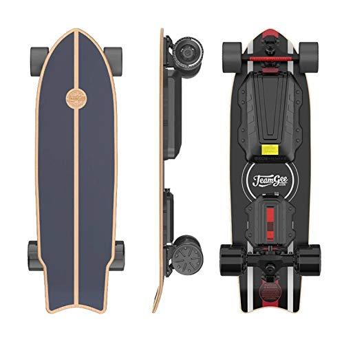 N-B Elektroroller, Urban Flat Scooter, ferngesteuertes Longboard, Hoverboard für Erwachsene