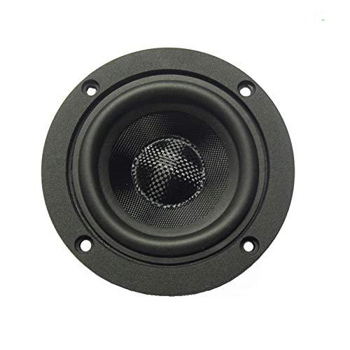 WNJ-TOOL, 1 STÜCKE 3 Zoll Full Range Lautsprecher HiFi 4 / 8Ohm 15W Fiberglas Gewebtes Becken Bluetooth Audio Lautsprecher Midrange Outdoor DIY (Größe : 8Ohm)