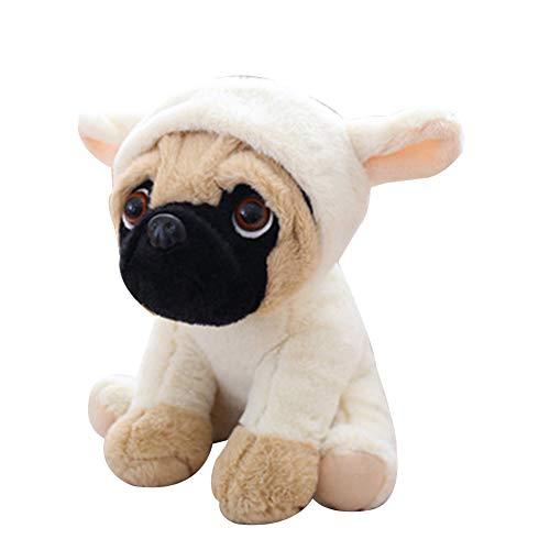 zeehout pluche PP katoen 20 cm gevuld pluche puppy hond dier kleding pop speelgoed kinderen gift prijs klauw vulmiddel pluche speelgoed