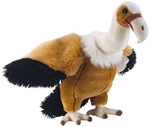 Plush & Company Airix Condor H38 Cm Uccello Volatile Peluches Giocattolo 623, Multicolore, 8029956058370