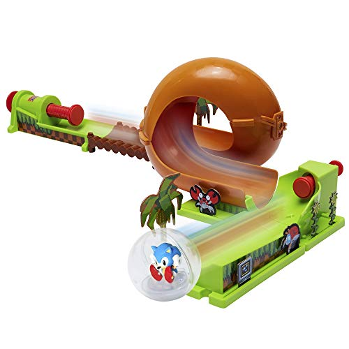Sonic The Hedgehog Pinball Play Set