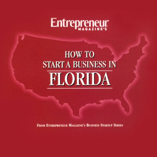 How to Start a Business in Florida audiobook cover art