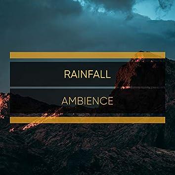 Calming Rainfall Studio Ambience