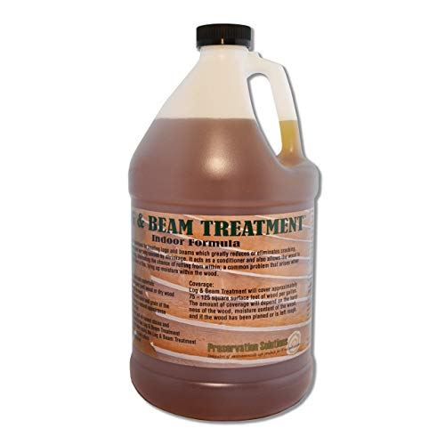 Log Beam & Treatment (1 Gallon)