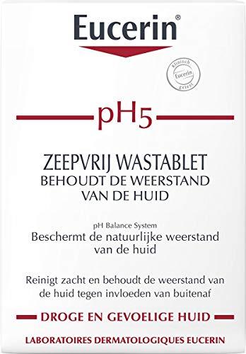 Eucerin pH5 Seifenfreies Waschstück Empfindliche Haut 100 Gr