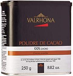 Valrhona Poudre de cacao / Cocoa powder, 250g- Chilled