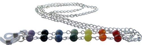 ~23 cm Diseño de chacras de gafas~de gemas incrustadas soporte de para...