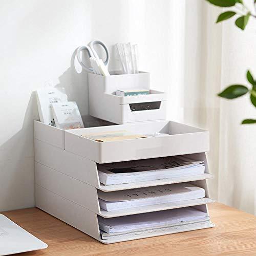 Stapelbare Aufbewahrungsbox Schublade A4...
