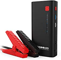 34% off on GOOLOO 1200A Peak Car Jump Starter. Discount appl