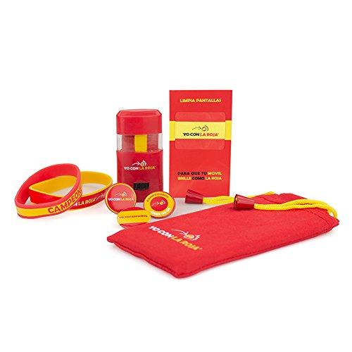 Kit Fan - Incluye 8 accesorios para animar a España en competiciones...