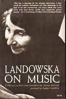 Landowska on Music